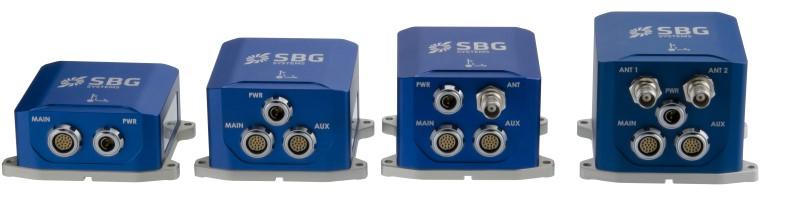 SBG Ekinox Serie